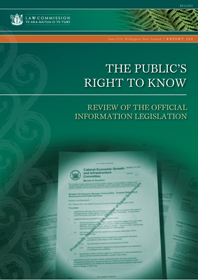 Law Commission Report 125 cover image.